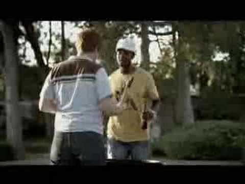 2007 Super Bowl Commercials - Bud Light, Fist Bump
