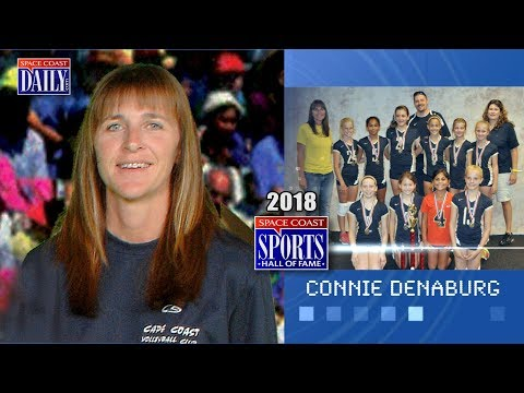 Connie Denaburg: 2018 Space Coast Sports Hall of Fame