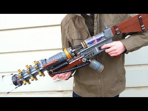 LEGO Tesla Gun - Call of Duty: WW2