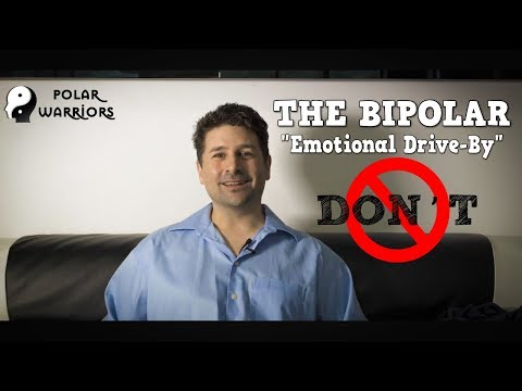 If You Have Bipolar Disorder, DON'T DO THIS...