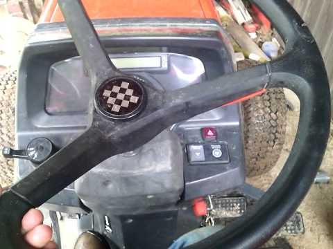 How to drive the Kubota L3130