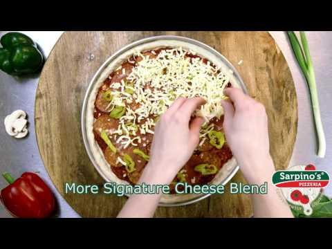 Primo Capicollo Pizza - Sarpino's Pizzeria Video