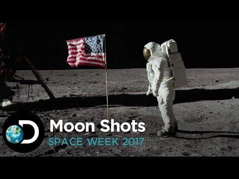 Moon Shots | Space Week 2017