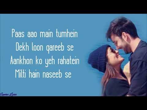 Xxx Mp4 Oh Humsafar Neha Kakkar Tony Kakkar Lyrical Video 3gp Sex