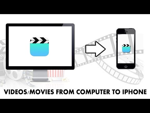 How to Transfer Videos/Movies From Computer to iPhone/iPod/iPad 2018