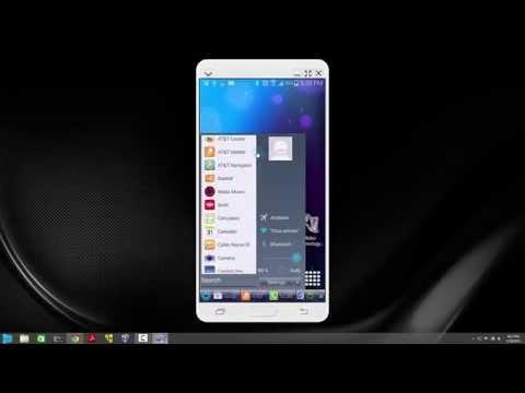 Samsung Galaxy S5: How to get a Start Menu