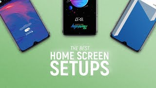 Three BEAUTIFUL Android Setups you need to try NOW!