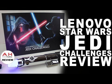 Lenovo Star Wars: Jedi Challenges Review - Let the Wookie Win