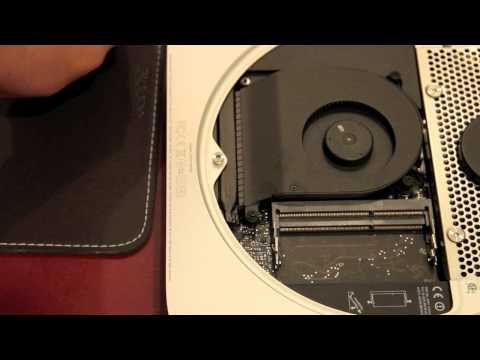 Apple Mac mini 8GB RAM Upgrade: How To