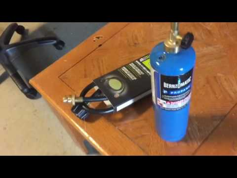Make huge Capacity Propane Torch