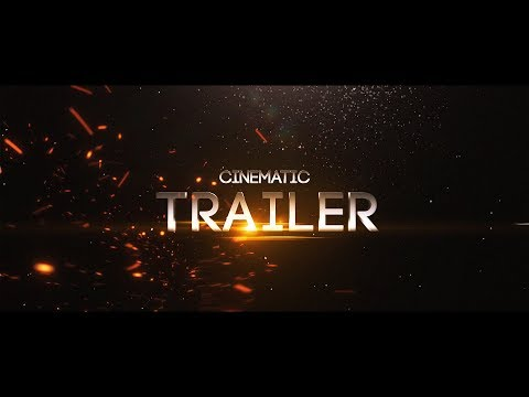 After Effects Tutorial: Cinematic Title Animation in After Effects - No Plugin | Free Download