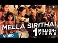 Mella Sirithai Official Video Song Kalyana Samayal Saadham