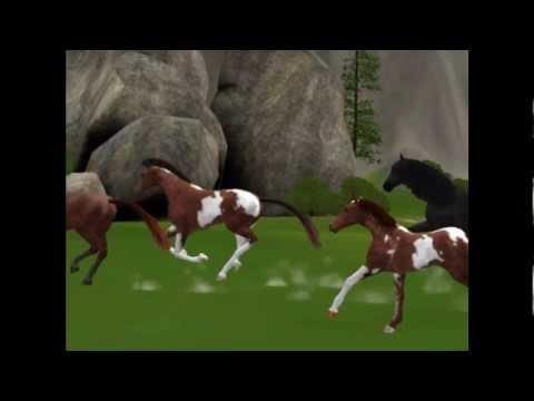 The Sims 3-Wild Horses-Natasha Bedingfield
