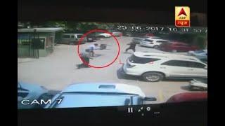 CCTV Footage Revealed: Senior citizen shot dead in Delhi