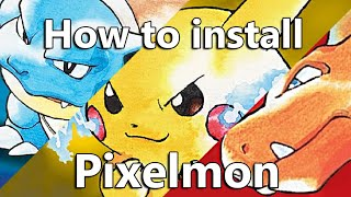 How To Install Pixelmon 501 Easiest And Fastest Way