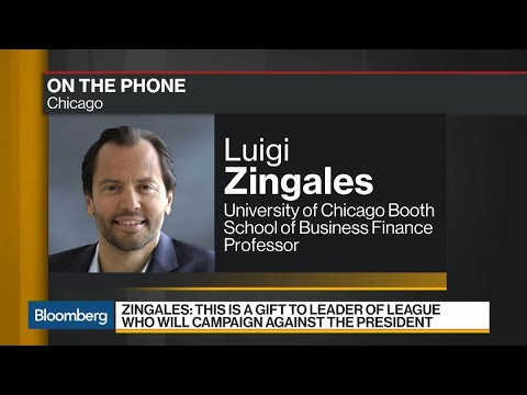 Italian Euro Exit 'Incompatible' With Financial System, Zingales Says