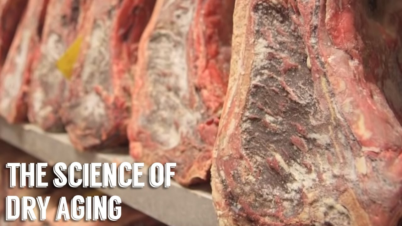 """Science of Dry Aging"" by George Motz"