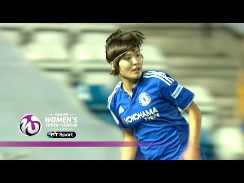 Liverpool Ladies 0-4 Chelsea Ladies | Goals & Highlights