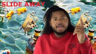 MILEY CYRUS x SLIDE AWAY | REACTION !