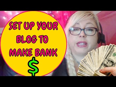 How to Start a Money-Making Blog: Setting Up a WordPress Blog for Maximum Profit