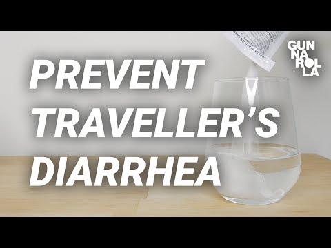 Travel Tips: How To Prevent Traveller's Diarrhea | Gunnarolla University