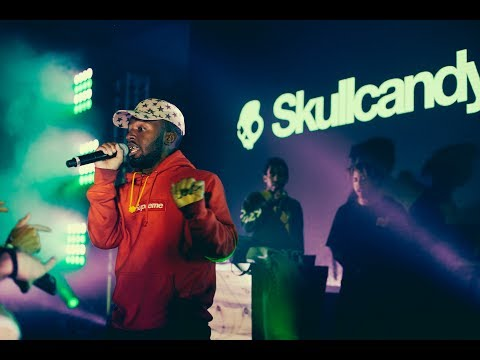 MadeinTYO | Skullcandy #STAYLOUD Sessions