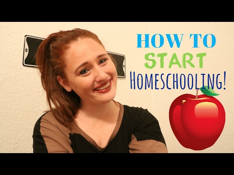 HOW TO START HOMESCHOOLING || Where To Begin