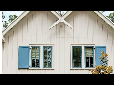 Try Vertical Siding For An Updated Look | Southern Living