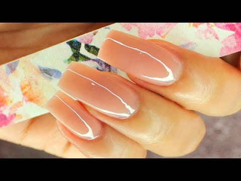 Detailed Video on How To Do Acrylic Nails for Beginners