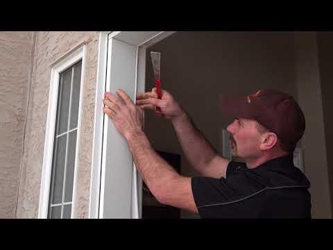 How To Replace A Door Weatherstrip Seal [Easy DIY]