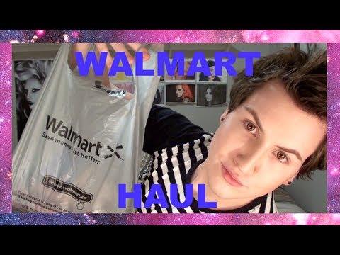WALMART Haul! ♡ ♡ ♡ Garnier Products, Haircare, Skincare & More!