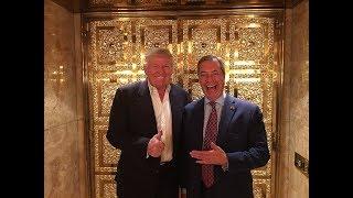 The Nigel Farage Show - President Donald Trump - Twitter Posts - UK State Visit - 29/11/2017