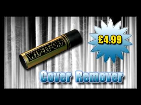 wip it off - Truma Water Heater Cover Remover For Caravans