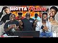NLE Choppa - Shotta Flow Remix ft. Blueface (Reaction)