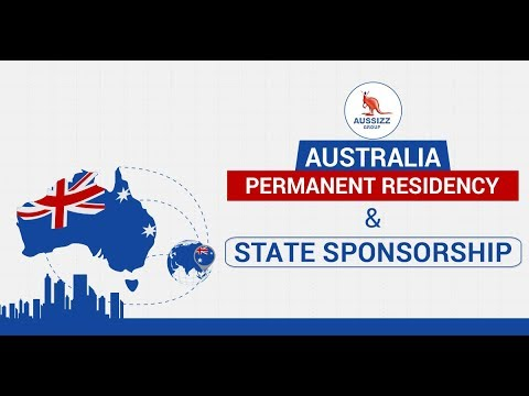 Australia Permanent Residency and State Sponsorship
