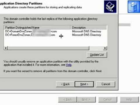 How to demote your Domain Controller (Active Directory)