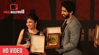 Amaal Malik And Tulsi Kumar Got Awarded For Their Musical Contribution In Film SARBJIT