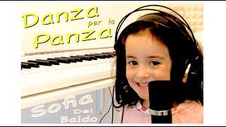 danza per la panza - cala la panza - canzoni per bambini - Sofia Del Baldo