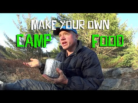 Make Your Own Dehydrated Backcountry Meals!