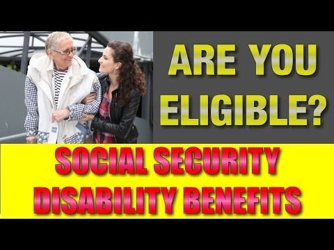 Social Security Disability: 5 step process to determining if you're eligible for disability benefits