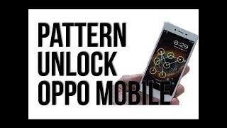 oppo F1 plus (x-9009) pattern unlock frp unlock hard reset done by