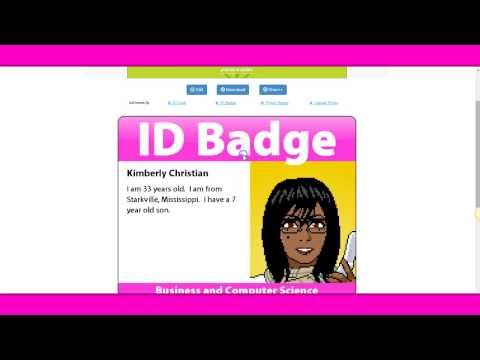 Edmodo Avatar & ID Badge