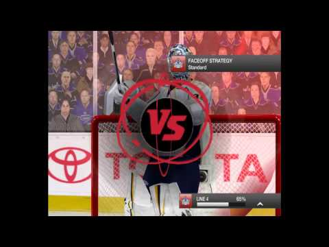 NHL09 PC Preds vs Kings WCF Game 2