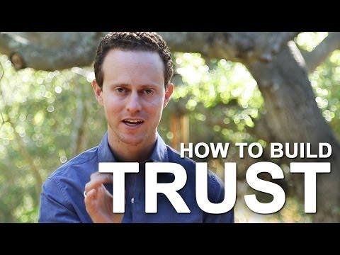 How To Build Trust - Build Trust