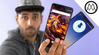 Oneplus 5T vs Samsung Galaxy Note 8!