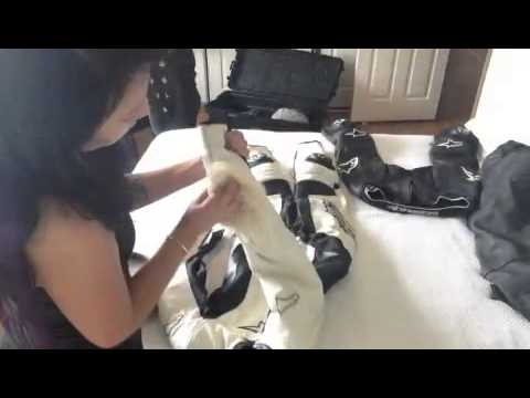 Motorcycle Leathers: How to clean
