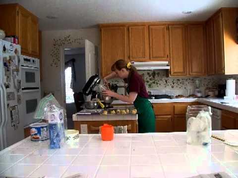 Cookie Baking!!!