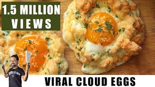 Cloud Eggs - The Latest Instagram Trend | Keto Recipes | Headbanger