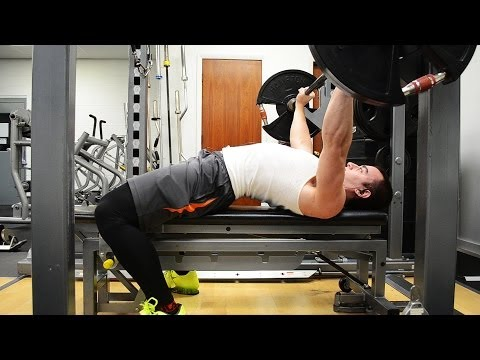 Quick Tip - Bench Press With Leg Drive