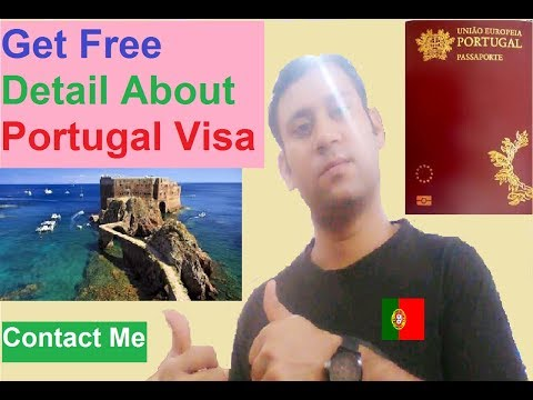 Portugal || Benefit Of Portugal Country Visa